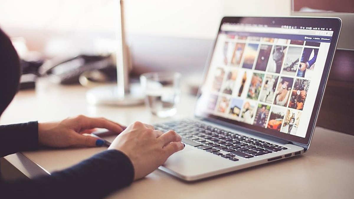 Создание картинок для социальных сетей