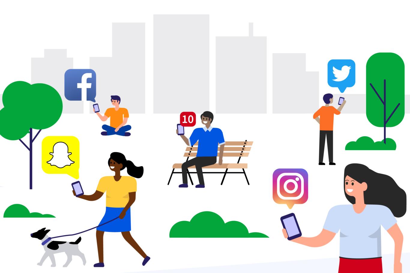 Продвижение компании в соцсетях: какую платформу использовать?