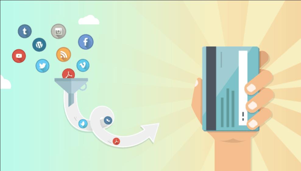 Кто и как покупает в социальных сетях