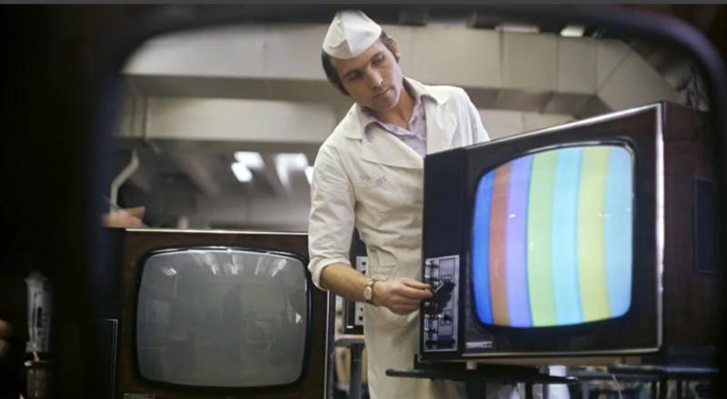 История рекламы: радио и TV